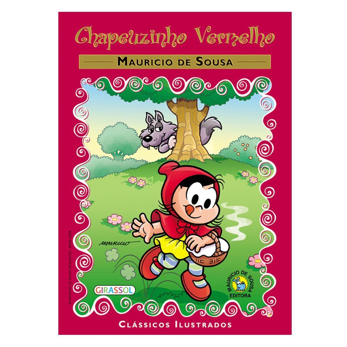 Chapeuzinho Vermelho - Turma da Mônica