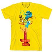 Camiseta Turma da Mônica 50 Anos Modelo 3 Anos 2000