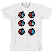 Camiseta Turma da Mônica 50 Anos Evolução Sansão Modelo 2