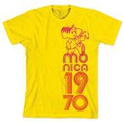 Camiseta Turma da Mônica 50 Anos Modelo 5 Anos 70