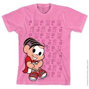 Camiseta Turma Da Mônica Kids Mônica Little Pet
