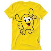 Camiseta Turma da Mônica Kids Olhões Bugu