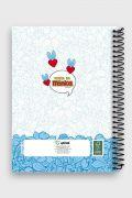 Caderno Mônica e Sansão 1 Matéria