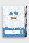 Caderno Turma da Mônica Cascão 10 Matérias
