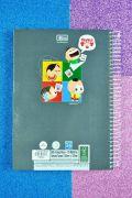 Caderno Turma da Mônica Toy Sansão e Mônica 10 Matérias