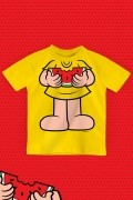 Camiseta Infantil Turma da Mônica Corpinho Magali