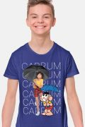 Camiseta Infantil Turma da Mônica Laços Cascão CABRUM