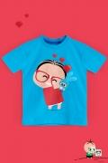 Camiseta Infantil Turma da Mônica Loving Toy