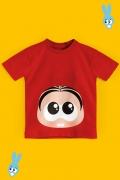 Camiseta Infantil Turma da Mônica Toy Big Mônica