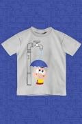 Camiseta Infantil Turma da Mônica Toy Cascão