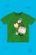 Camiseta Infantil Turma da Mônica Toy Fofoquinhas