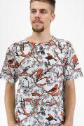 Camiseta Masculina Turma da Mônica Chico Bento Full