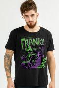 Camiseta Masculina Turma da Mônica Frank