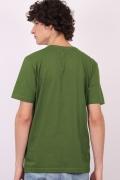 Camiseta Masculina Turma da Mônica Chico Bento Vila Abobrinha