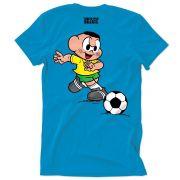 Camiseta Turma da Mônica Jogador Cascão