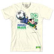 Camiseta Turma da Mônica Jogadora Magali 2
