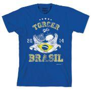 Camiseta Turma da Mônica Juntos Pelo Brasil
