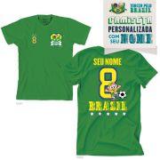 Camiseta Turma da Mônica Personalizada Eu Sou Camisa 8