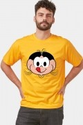 Camiseta Turma da Mônica Rostinho Magali