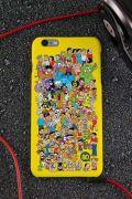 Capa para iPhone 6/6S Plus Mauricio de Sousa 80 Anos