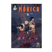 Graphic Novel Turma da Mônica Laços