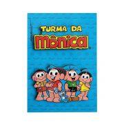 Imã Turma da Mônica - A Turma MDF-00086