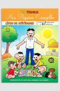 Livro de Atividades Turma da Mônica Meu Pequeno Evangelho
