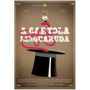 Poster Turma da Mônica A Cartola Linguaruda