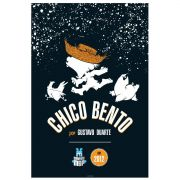 Poster Turma da Mônica Chico Bento