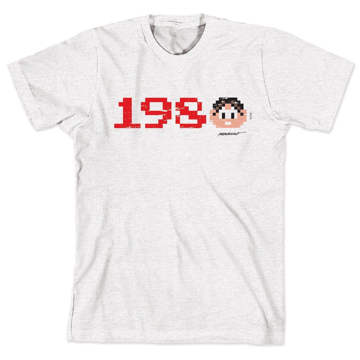 Camiseta Turma da Mônica 50 Anos Modelo 2 Anos 80