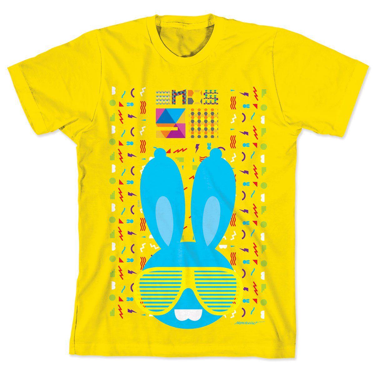 Camiseta Turma da Mônica 50 Anos Modelo 1 Anos 90