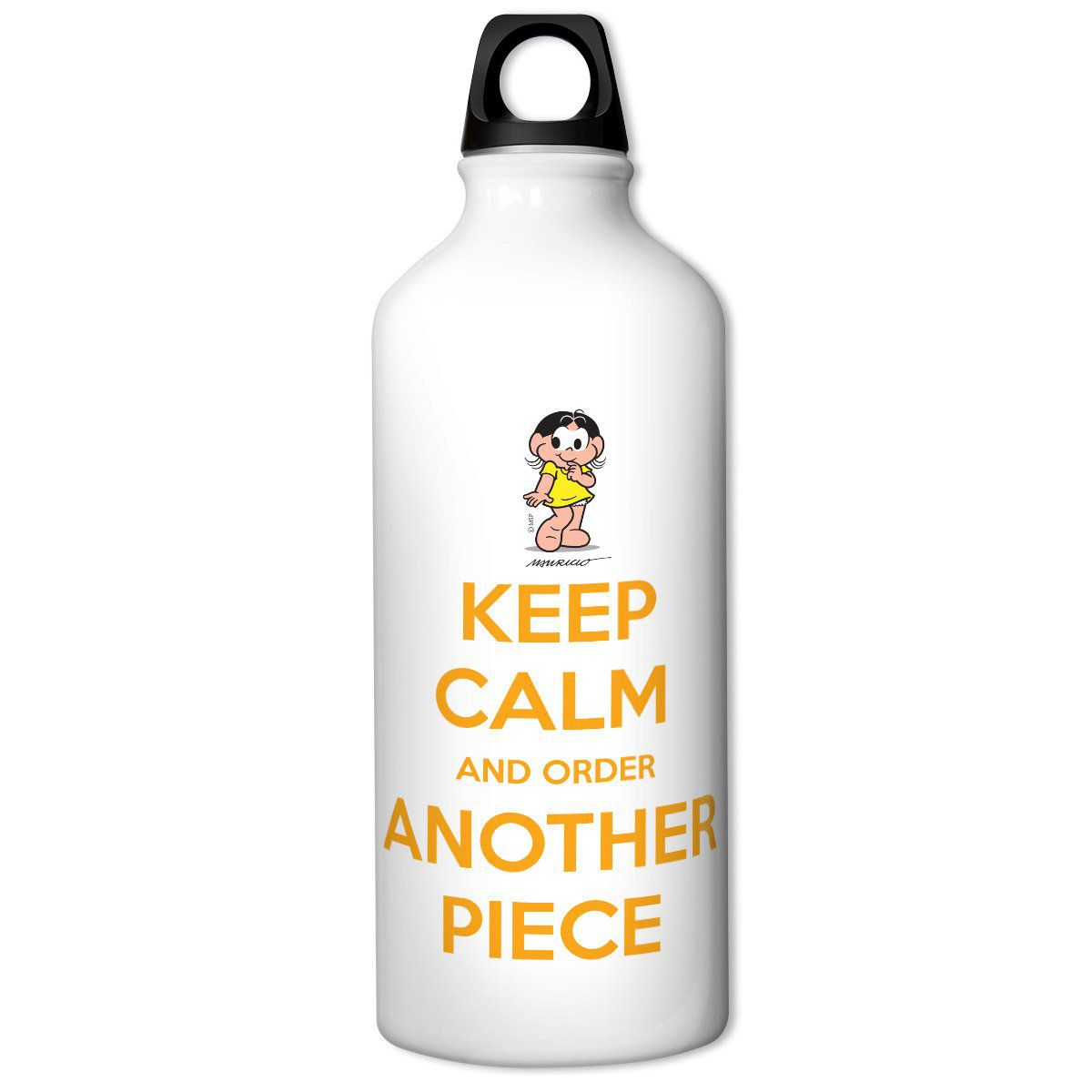 Squeeze Turma da Mônica Cool - Keep Calm And Order Another Piece