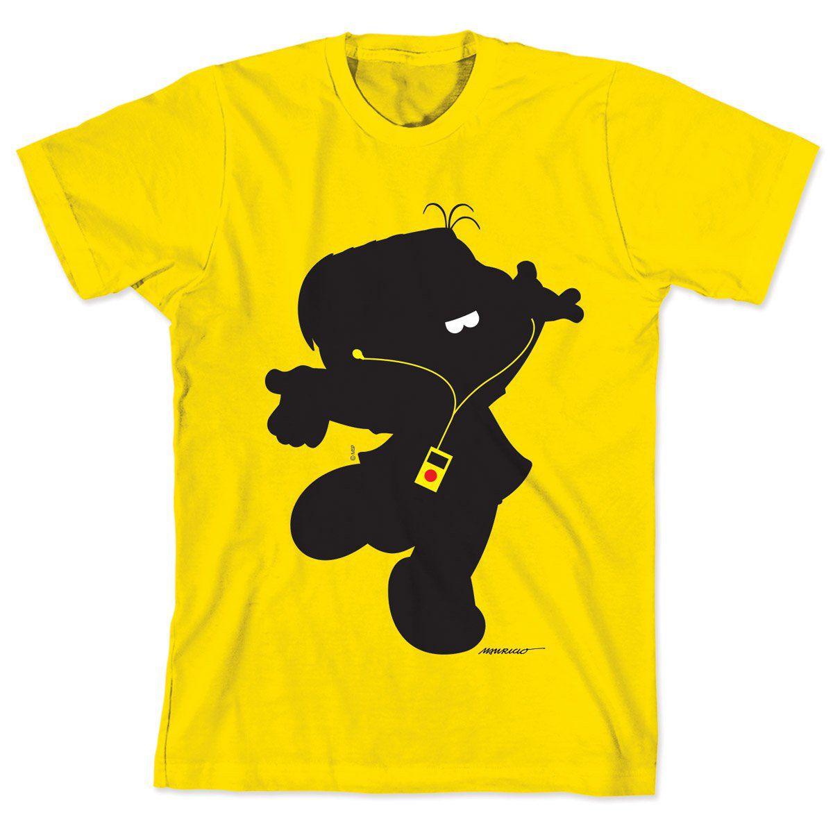 Camiseta Turma da Mônica 50 Anos Modelo 6 Anos 2000