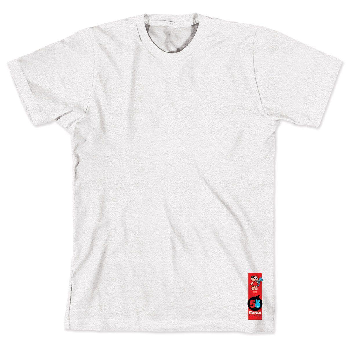 Camiseta Turma da Mônica 50 Anos Modelo 5 Anos 2000