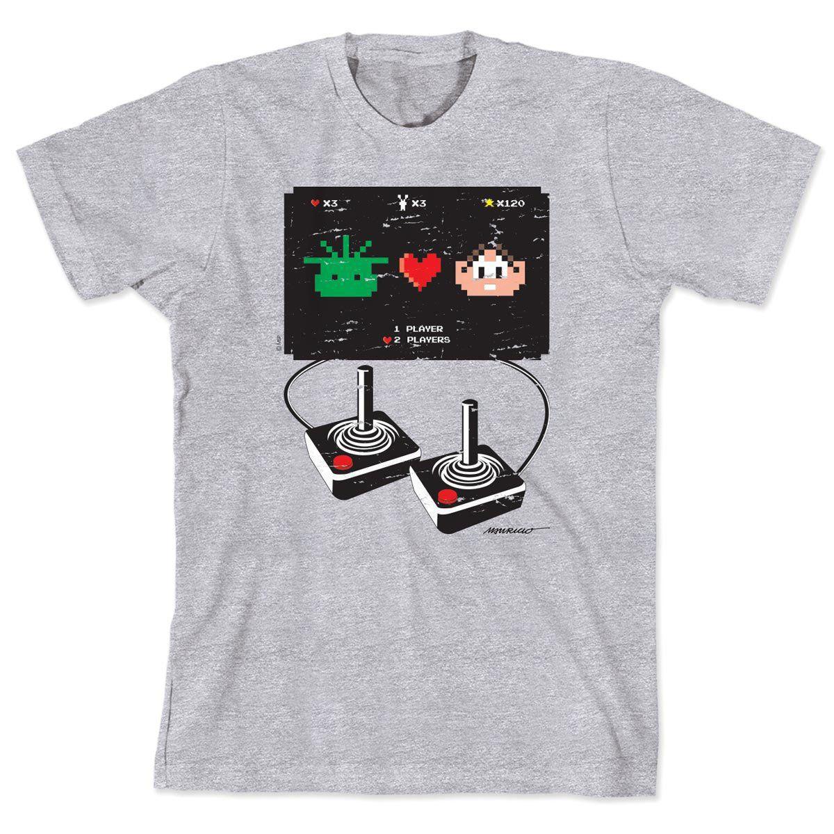 Camiseta Turma da Mônica 50 Anos Modelo 5 Anos 80