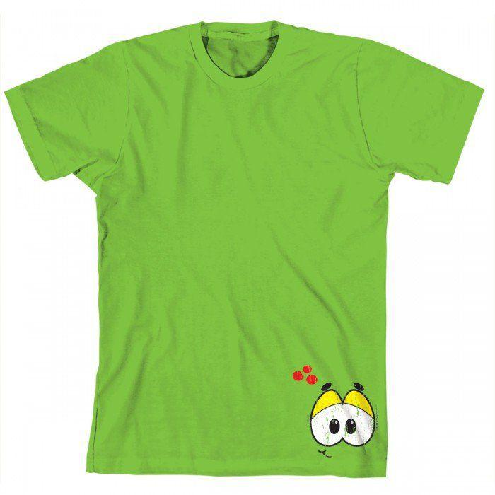 Camiseta Turma da Mônica Cool Olhões Horácio 2
