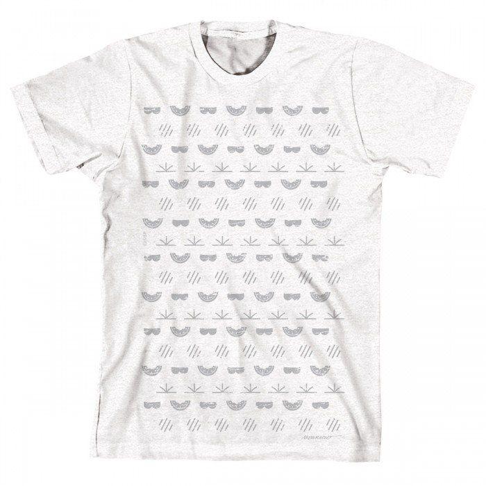 Camiseta Turma Da Mônica Cool White Ícones