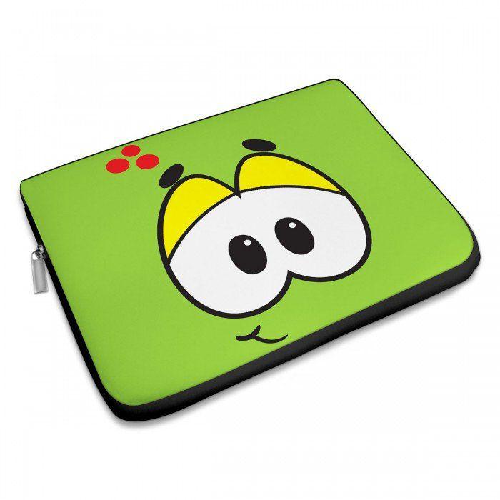 Capa Para Notebook Turma da Mônica - Olhões Horácio
