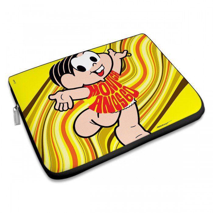 Capa Para Notebook Turma da Mônica 50 Anos - Modelo 2 Anos 60