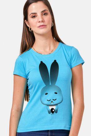 Camiseta Feminina Turma da Mônica Sansão Toy