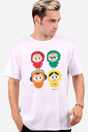 Camiseta Masculina Turma da Mônica Toy de Moletom