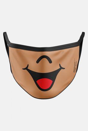 Máscara Turma da Mônica Boquinha Turminha