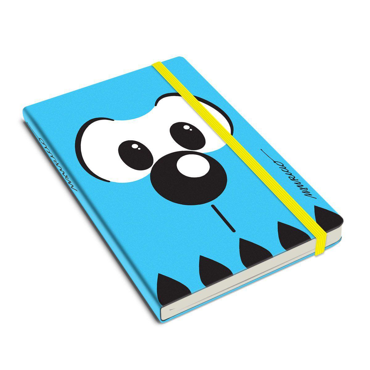 Caderneta Turma da Mônica - Olhões Bidu