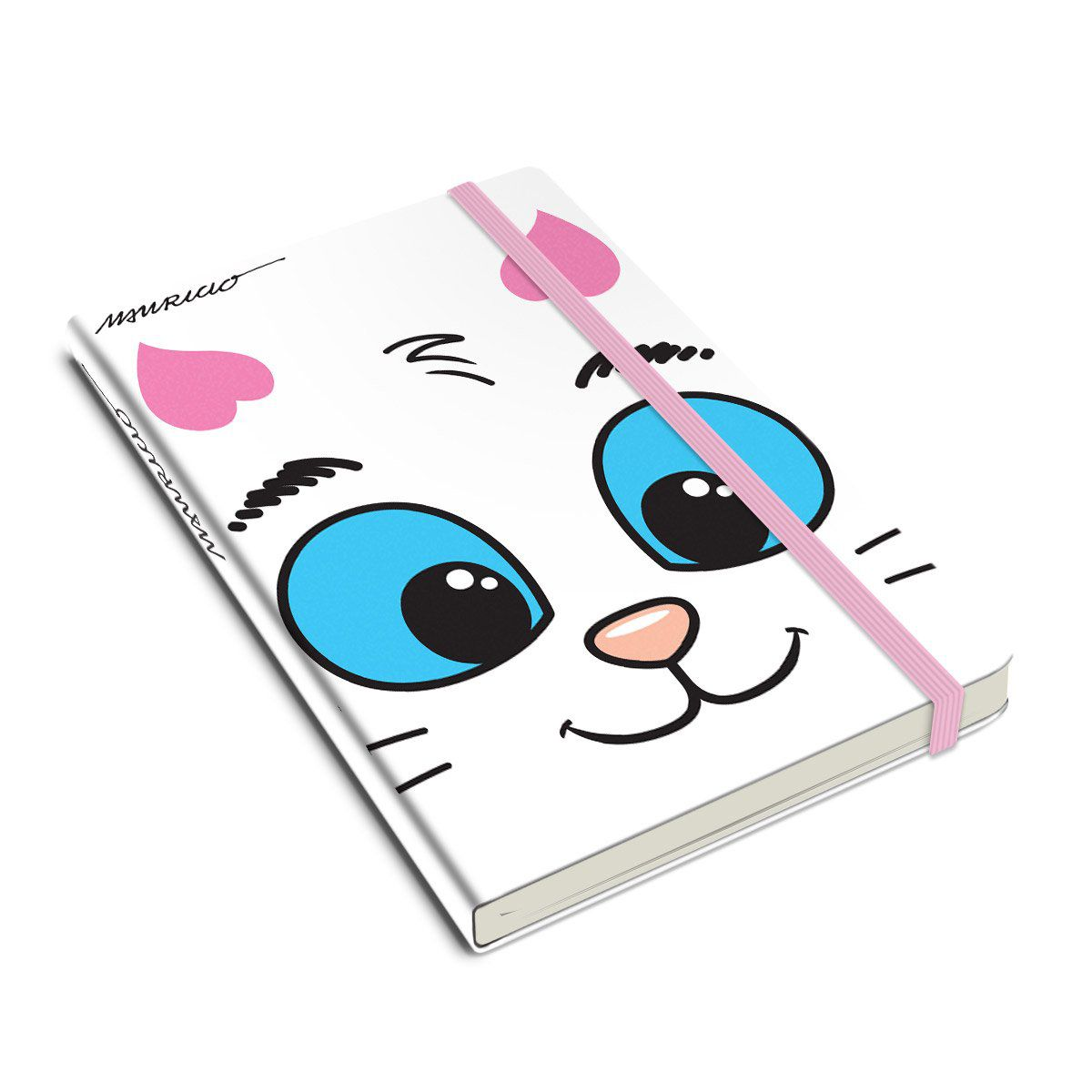 Caderneta Turma da Mônica - Olhões Mingau