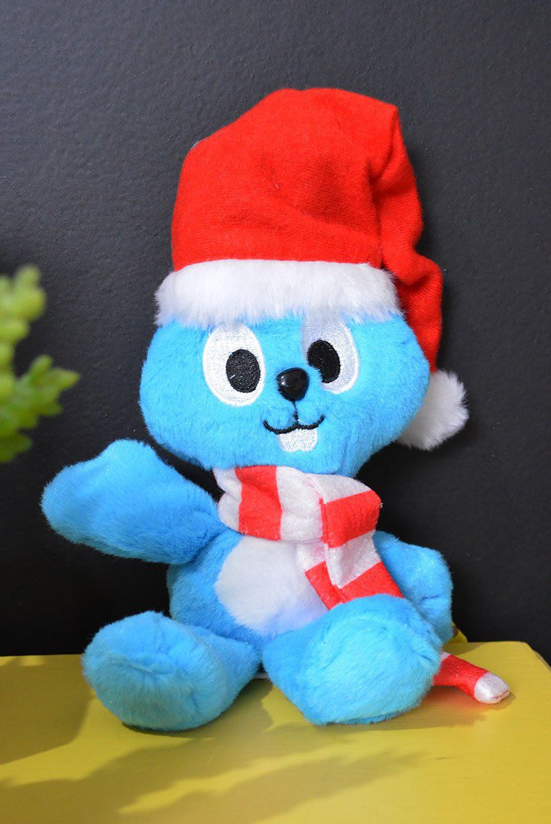 Boneco de Pelúcia Turma da Mônica Sansão Natal