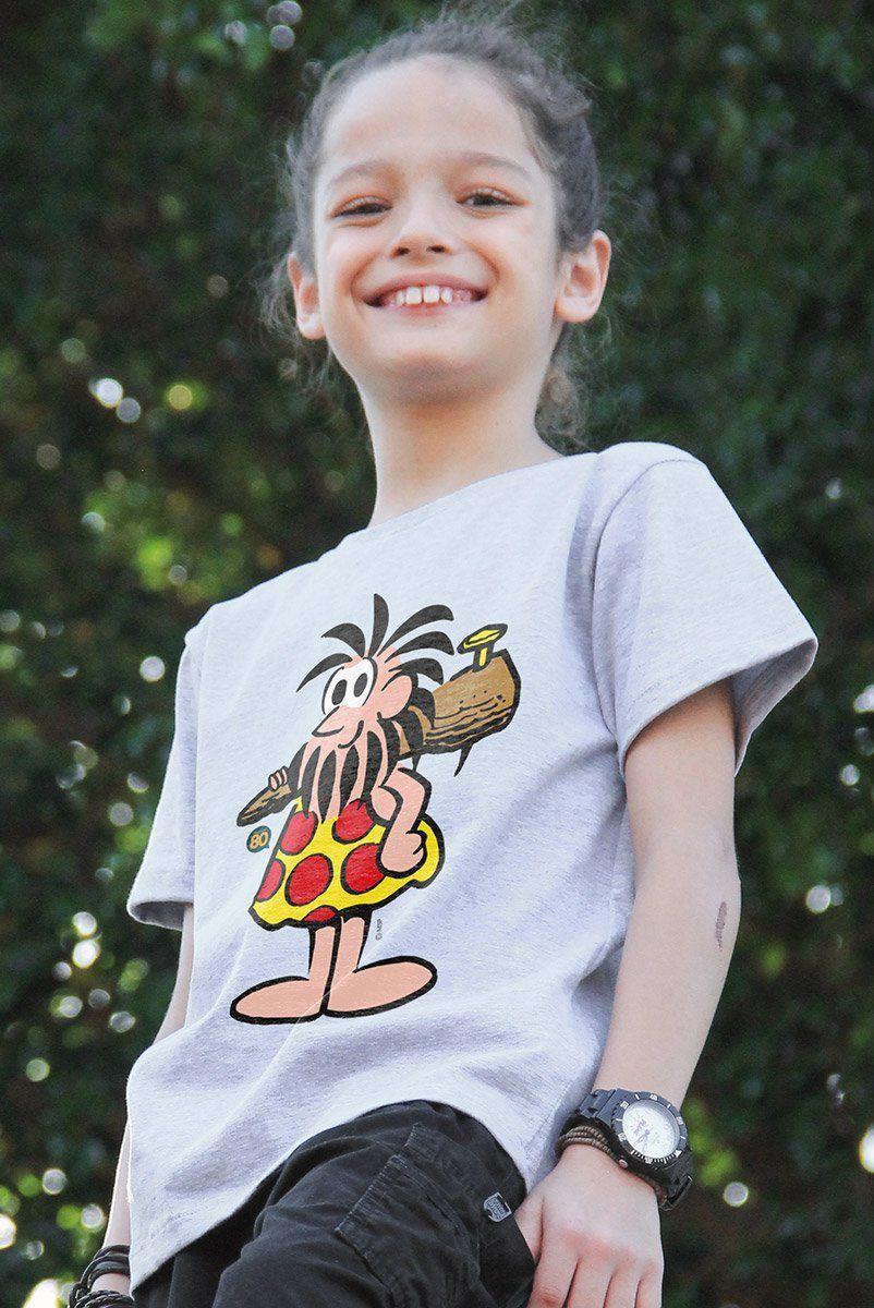 Camiseta Infantil Turma da Mônica Pose Piteco
