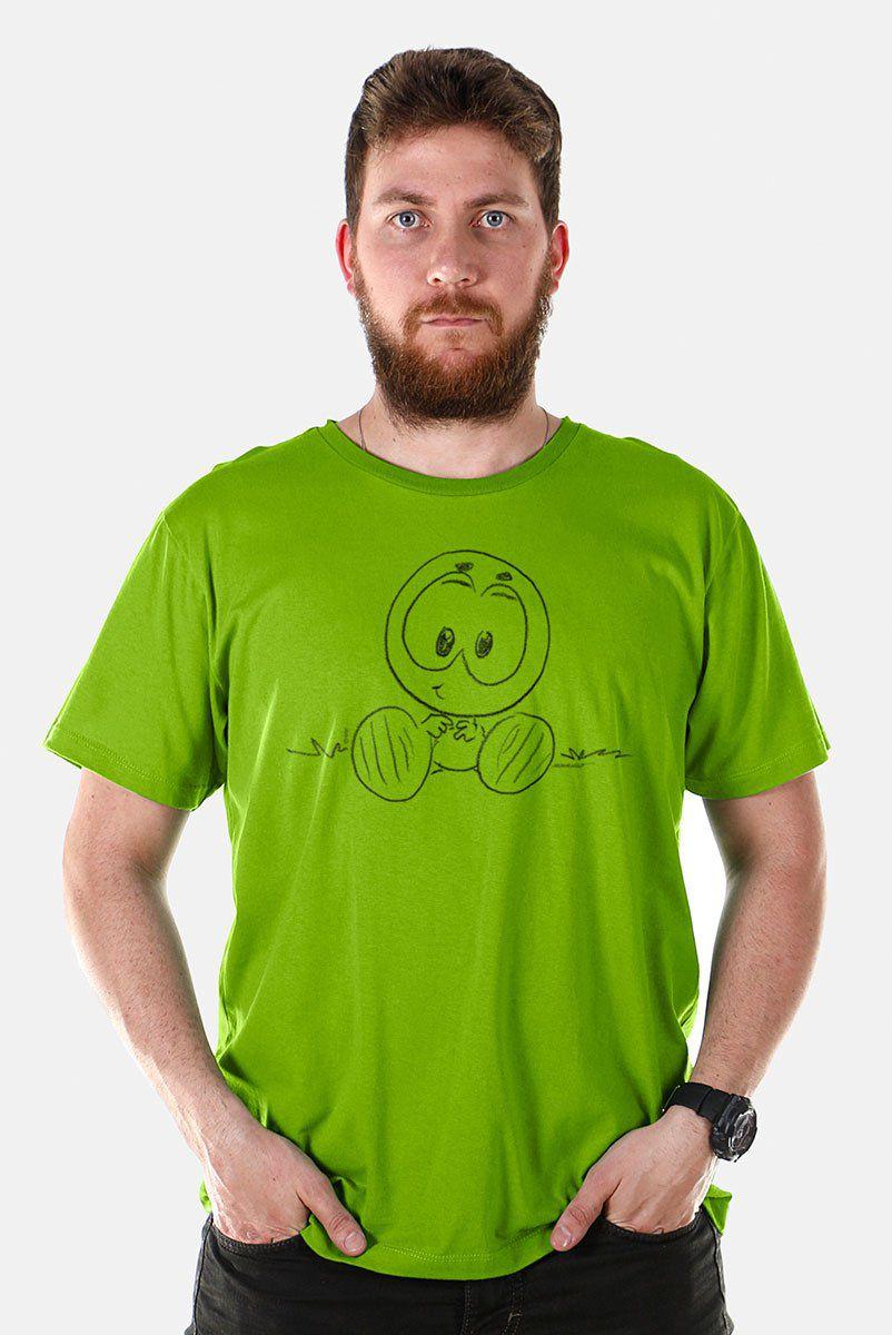 Camiseta Masculina Mauricio de Sousa 80 Anos Horácio