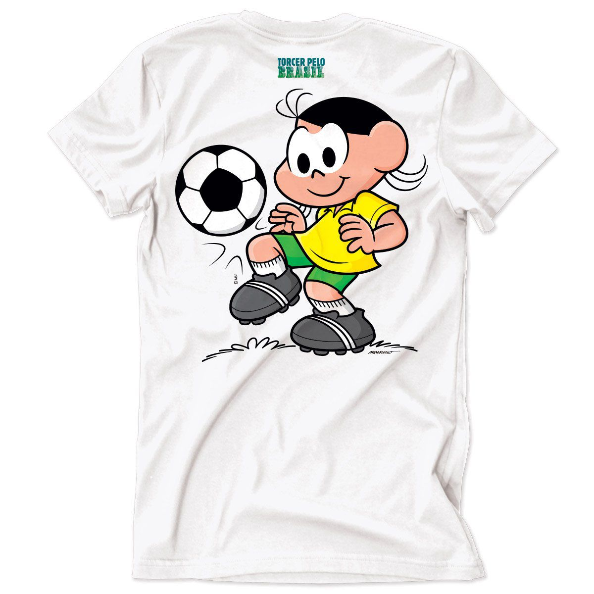 Camiseta Turma da Mônica Jogadora Magali