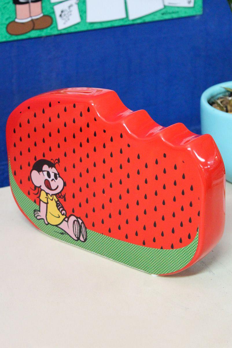 Cofre Turma da Mônica Magali Delicious Watermelon
