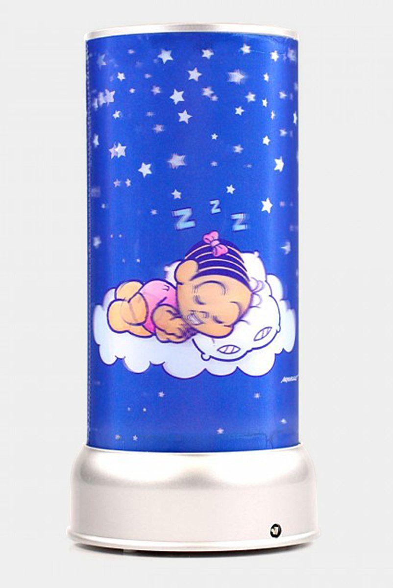 Luminária Giratória Turma da Mônica Sono Baby